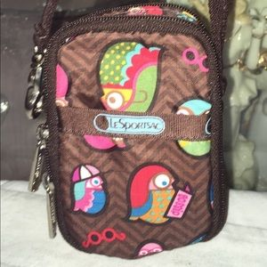 Lesportsac Cell Phone Case Bag